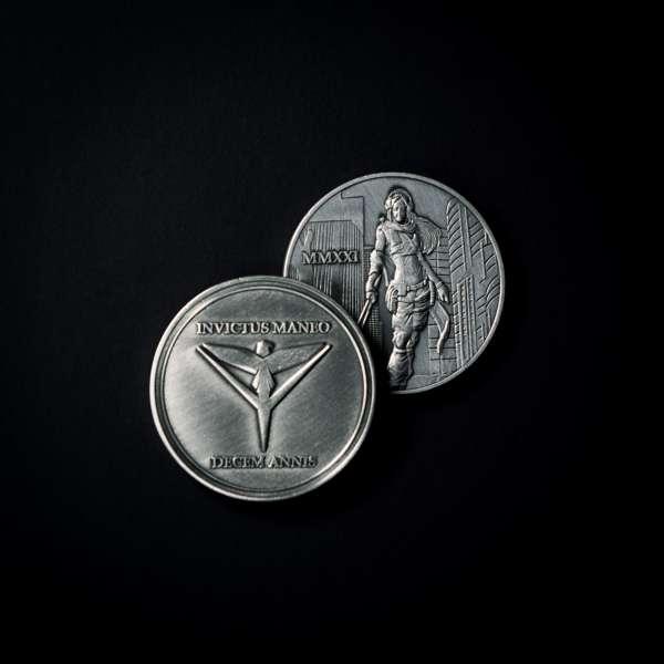 10th Anniversary Coin